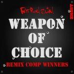 Weapon Of Choice Remix Comp Winners