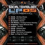 Social Teknology LP Vol 5 Best Of Social Teknology 01-05