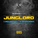 JUNGLORD - Jungle Ingredients (Front Cover)