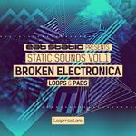 Static Sounds Vol 1: Broken Electronic Loops & Pads (Sample Pack WAV/APPLE/LIVE/REASON)
