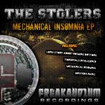 Mechanical Insomnia EP