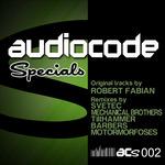 FABIAN, Robert - AudioCodeSpecials 002 (Front Cover)