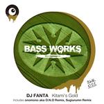 DJ FANTA - Kitami's Gold (Front Cover)