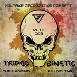 TRIPOD/BINETIC - The Landing/Killing Time (Front Cover)