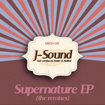 J Sound - Super Nature EP - The Remixes (Front Cover)
