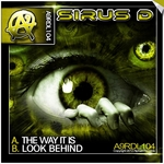 SIRUS D - The Way It Is/look Behind You (Front Cover)