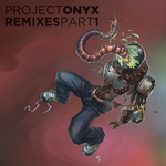 KID DROID - Project Onyx Remixes Part 1 (Front Cover)