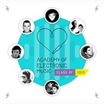 VARIOUS - Academy Of Electronic Music Class Of 2013 (Front Cover)
