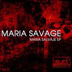 SAVAGE, Maria - Maria Salvaje EP (Front Cover)