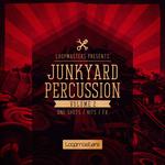 Junkyard Percussion Vol 2 (Sample Pack WAV/APPLE/LIVE/REASON)