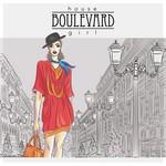 House Boulevard Girl