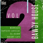VARIOUS - Bawdy House Vol 2 (Front Cover)