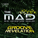 MAD, The - Groove Revelation (Front Cover)