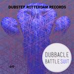 DUBBACLE - Battle Suit EP (Front Cover)