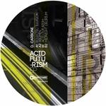 D CARBONE - Acid Futurism EP (Front Cover)