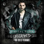 VARIOUS - Digital Punk Unleashed The 2013 Yearmix (Front Cover)