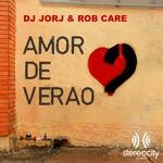 DJ JORJ/ROB CARE - Amor De Verao (Front Cover)