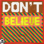 RODRICK, Henry - Don't Believe (Front Cover)
