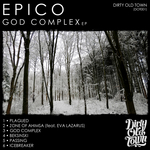 EPICO - God Complex (Front Cover)