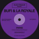 BUFI/LA ROYALE - Paris (Front Cover)
