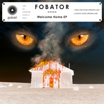 FOBATOR - Welcome Home EP (Front Cover)