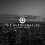 UNTOUCHABLES, The - Adamantium EP (Front Cover)
