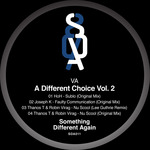 A Different Choice Vol 2