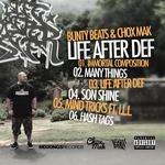 BUNTY BEATS/CHOX MAK - Life After Def EP (Back Cover)