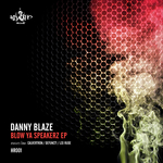BLAZE, Danny - Blow Ya Speakerz EP (Front Cover)