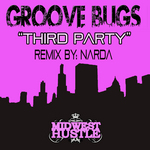 GROOVE BUGS/NARDA - Third Party (Front Cover)