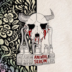 PRINCE PO/OH NO - Animal Serum (Front Cover)