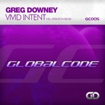DOWNEY, Greg - Vivid Intent (Will Atkinson Remix) (Front Cover)