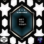 ALIEN VIRUS OKO - Get The Down (Front Cover)