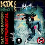 KIX, Klaudia - Klaudia Kix Beat: Only For Rappers Vol 2 (Front Cover)