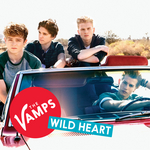THE VAMPS - Wild Heart EP (Front Cover)