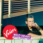 THE VAMPS - Wild Heart (Tristan Animal Version) (Front Cover)