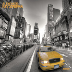 AUDIO NOIR - NY Xpress (Front Cover)