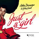 ZARAGOZA, Silvia/ERIN LEAH - Just A Girl (remixes) (Front Cover)