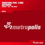 NARAYANA feat VMIX - Metropol (Front Cover)