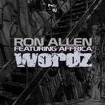 ALLEN, Ron feat AFFRICA - Wordz (Front Cover)