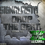 SIGNALFISTA - Drop The Beat (Front Cover)