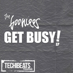 GOONIEES, The - Get Busy (Front Cover)