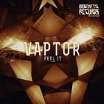 VAPTOR - Feel It (Front Cover)