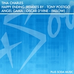 CHARLES, Tina - Happy Ending (remixes) (Front Cover)