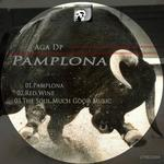 AGA DP - Pamplona EP (Front Cover)
