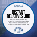 DISTANT RELATIVES JHB - Without These Memories EP (Front Cover)