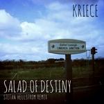 KRIECE - Salad Of Destiny (Front Cover)