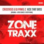 CRIOSTASIS/DJ PAWEL C - Kick That Bass (Front Cover)