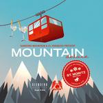 VARIOUS - Mountain De Luxe - Edition St Moritz (Front Cover)