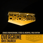 OVERGRIME - Bass Engineer (Front Cover)